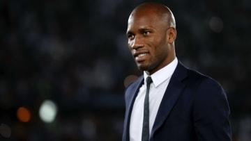 Drogba a joué un rôle décisif dans la venue de Lukaku à Chelsea