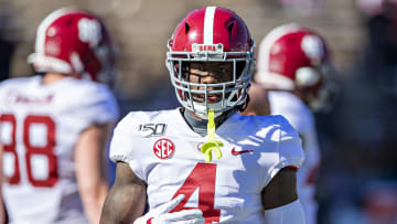 Alabama Crimson Tide WR Jerry Jeudy would be a great draft pick for the New England Patriots.