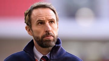 Gareth Southgate has revealed his own first memories of watching England when growing up