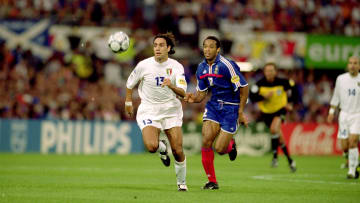 Italy lost the Euro 2000 final to France
