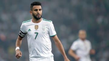 Riyad Mahrez et les Fennecs mériteraient d'être sur FIFA.
