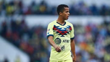 Giovani podría jugar desde el principio frente a Chivas