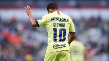 The player Giovani Dos Santos.