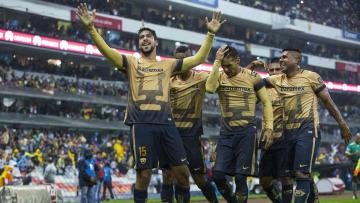 America v Pumas UNAM - Playoffs Apertura 2015 Liga MX