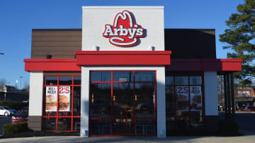 An Arby's Restaurant In Dawsonville, Georgia