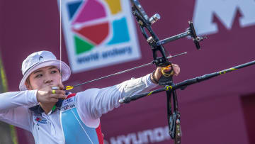South Korea is the favorite in the odds to win the women's team archery Gold Medal at the 2021 Tokyo Olympics.