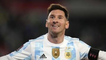 Messi vs Bolivia