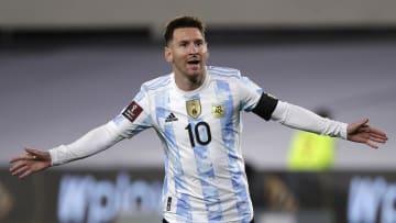 Argentina v Bolivia - FIFA World Cup 2022 Qatar Qualifier - Messi, el papá de Dios según Gorosito.