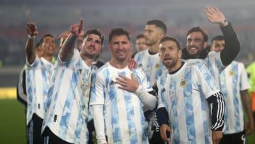 Messi hat den großen Pelé überholt