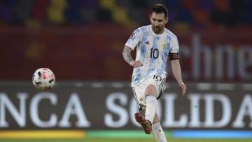 Messi y un nuevo golazo