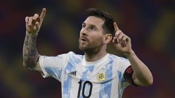 Messi has left Barcelona