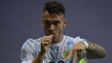 Martinez is on Arsenal's radar