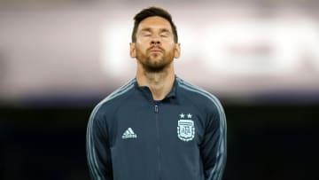 Lionel Messi será um dos destaques da Copa América 2021.