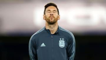 Messi - Argentine