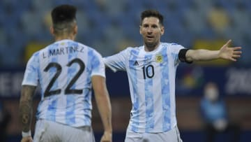 La Argentina de Lionel Messi se medirá a Colombia en las semifinales de la Copa América.