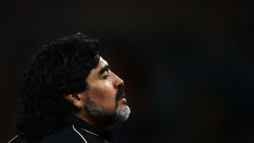 Diego Maradona, versión DT.