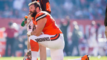 Cleveland Browns legend Joe Thomas thinks he knows who the San Francisco 49ers will select with the No. 3 pick in the 2021 NFL Draft.