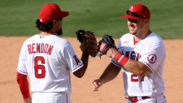 Mike Trout, Anthony Rendon