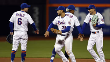 The Mets continue to play good baseball in 2021
