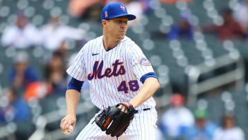 The New York Mets got great news regarding starting pitcher Jacob deGrom's injury update.