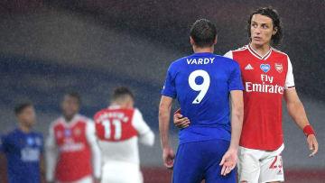 L'Arsenal de David Luis et le Leicester City de Jamie Vardy vont croiser le fer, ce dimanche.