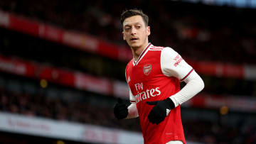 Mesut Ozil's proposed escape route to Juventus has been swiftly closed
