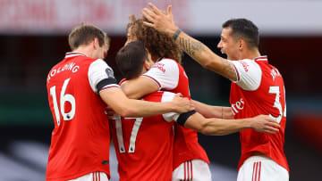 Arsenal were dominant on Thursday night