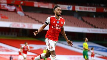 Arsenal 4-0 Norwich City: Aubameyang nhận 2 món quà từ hàng thủ đội khách