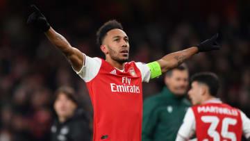 Pierre-Emerick Aubameyang wechselte im Januar 2018 von Borussia Dortmund zum FC Arsenal