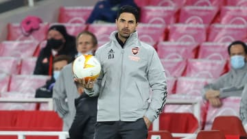Mikel Arteta's Arsenal let a good opportunity to wrap up the tie go begging against Slavia Prague