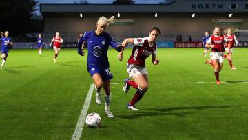 Pernille Harder, Lotte Wubben-Moy