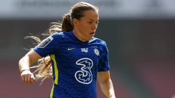 Chelsea have bounced back from a defeat in their opening WSL game by thrashing Everton
