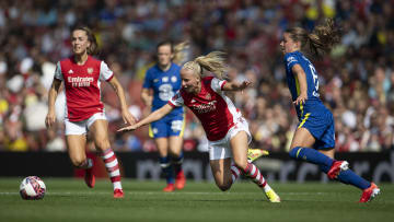 The WSL was a hit with fans watching on TV on the opening weekend of the new season