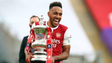 Pierre-Emerick Aubameyang hält Arsenal wohl die Treue