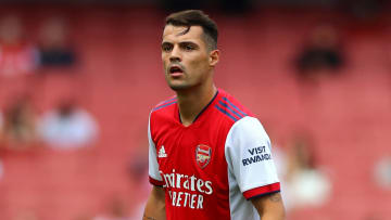 Xhaka is set to commit his future to Arsenal
