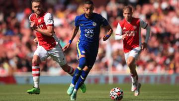 Chelsea menang 2-1 vs Arsenal