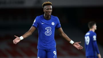Tammy Abraham could leave Chelsea this summer