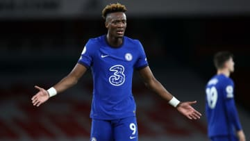 Tammy Abraham is hesitant to commit to a new contract