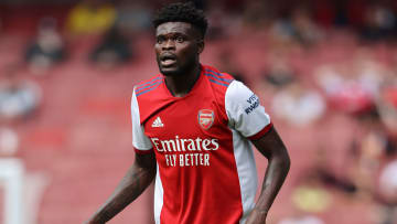 Thomas Partey has suffered an ankle injury