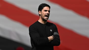 Mikel Arteta would love a win for confidence