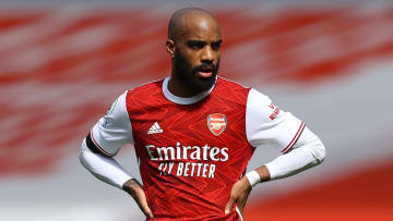 Atletico Madrid are once again looking at signing Alexandre Lacazette