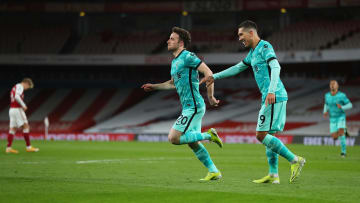 Diogo Jota a fait une entrée fracassante dans ce choc de Premier League.