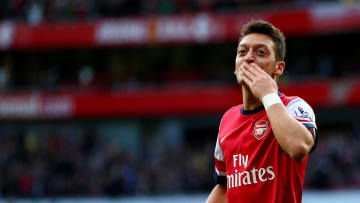 Arsenal moved late for Ozil in 2013