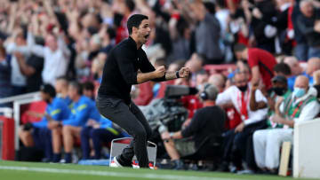 Mikel Arteta revels in Arsenal's north London derby victory