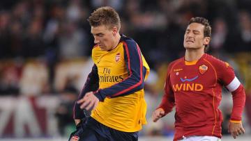 Nicklas Bendtner hat genauso viele Serie-A-Titel wie Francesco Totti