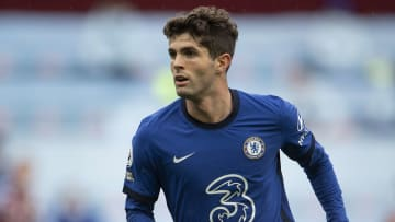 Christian Pulisic posted a controversial clip on social media after he fell onto a struggling fish