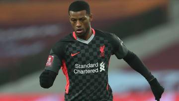 Paris Saint-Germain and Inter are both interested in Liverpool's Georginio Wijnaldum