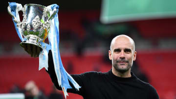 Manchester City are the Carabao Cup holders
