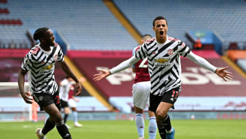 Aston Villa v Manchester United - Premier League