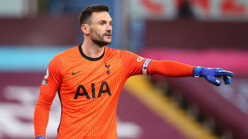 Hugo Lloris has been linked with Man Utd if he leaves Spurs